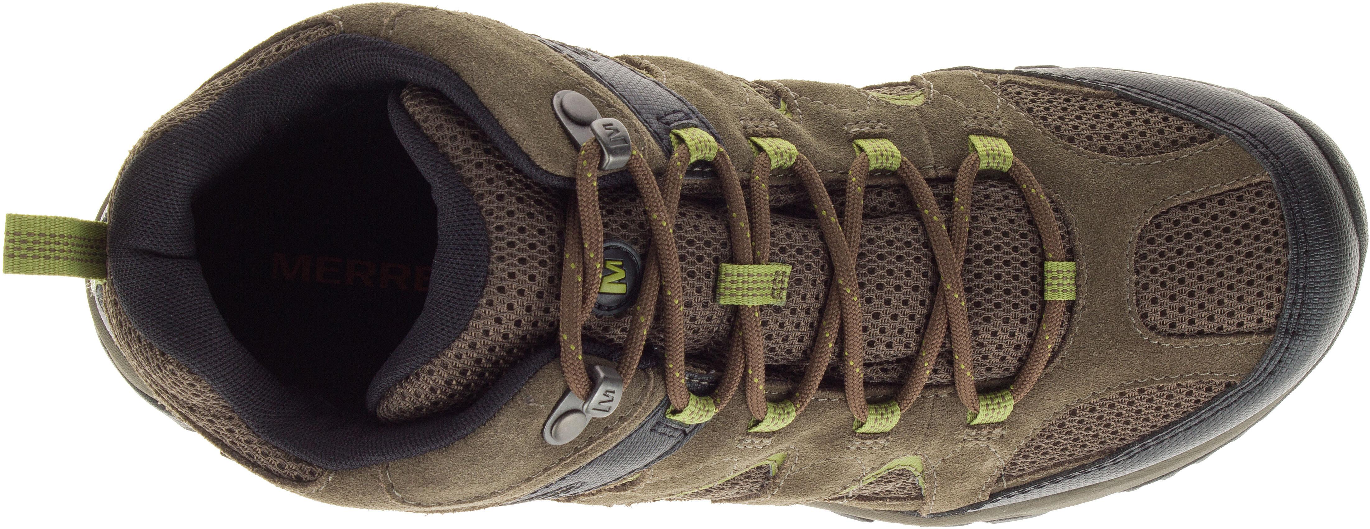 Merrell Outmost MID Vent GTX - Chaussures Homme - marron sur CAMPZ ! e5142dcaa0c